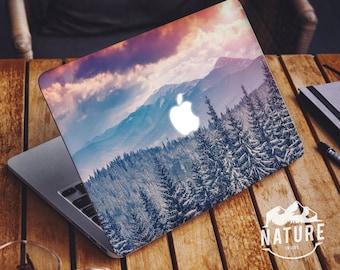 Wanderlust Macbook Decal / Macbook Sticker / Stickers Macbook pro / Macbook Air skin / Macbook Air sticker / Macbook pro 13 skin / NI010