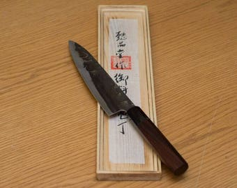 "8"" Gyotu (Japanese Style) Chefs Knife by Forge to Table Knife Co."