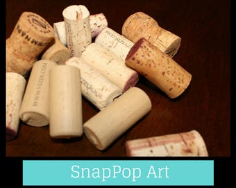 Scattered Corks
