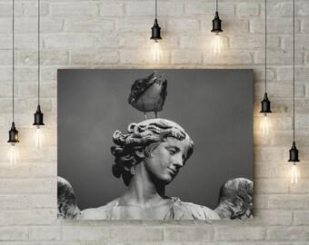 angel photography, angel wall art, angel photo, angel wall decor, angel prints, angel home decor, instant download, digital photography,