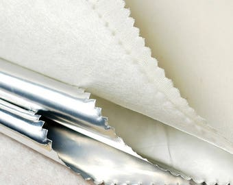 Ridisol, insulating lining, interlining, thermal, waves, 150 cm wide