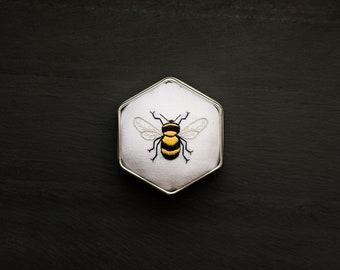 Bee Pin Cushion