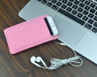 iphone 7 felt case,Iphone 6 case, iPhone 6 Plus Case, iphone 7 Plus  sleeve, iPhone SE Felt case, iPhone 6s/6S plus,Custom phone case, 2P516