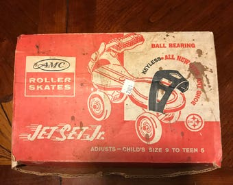 Jet Set Jr AMC Roller Skates No 30