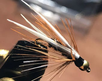 Five (5) Fly Fishing Prince Nymph Flies