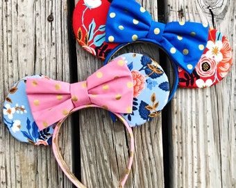 Floral Dreams Ears