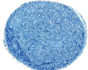 Periwinkle Blue, Glitter, SOLVENT RESISTANT, Nail Glitter, 0.015 Hex, Blue Glitter, Nail Polish Glitter, Craft Glitter, Slime Glitter, Blue