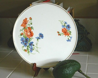 Erphila E & R Vintage Cake Plate Germany Rare