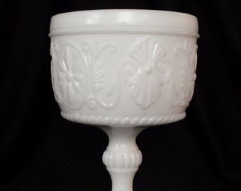 Milk Glass Small Compote/Goblet