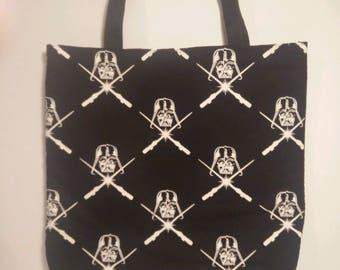 Star Wars: Darth Vader (tiled)  tote bag