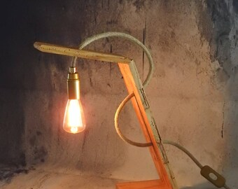 Lamp modern industrial design