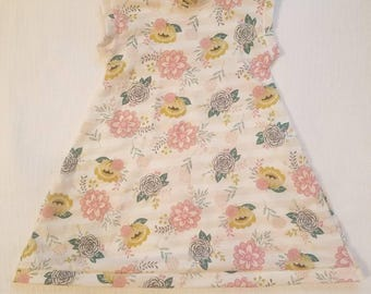Style, Darla. Dress, flowers, floral 2T