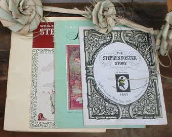 Collection of Stephen Foster Music
