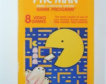 Pac Man For Atari 2600