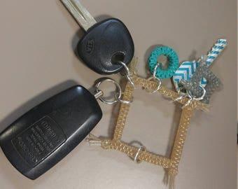 Square Key Holder