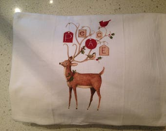 Oh Deer Pillow
