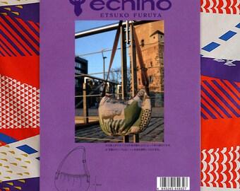 Paper Pattern | Echino Shoulder Bag Pattern JRK470