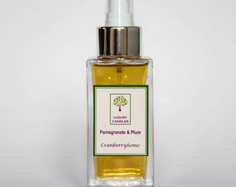 Pomegranate & Plum Luxury Room Spray