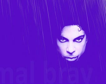 Prince, The Artist, I Never Meant To Cause You Any Sorrow, print, poster