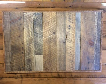 Reclaimed Barn Wood Wall Art