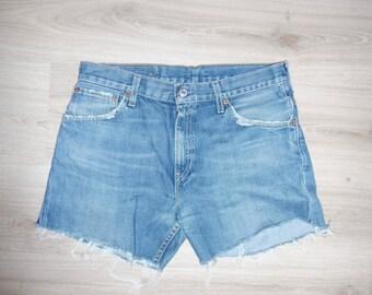 Shorts LEVIS 507 size US W32 L34 x