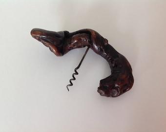 Beautiful corkscrew vine Vintage / Laurent SIRET / Rochefort s/Loire