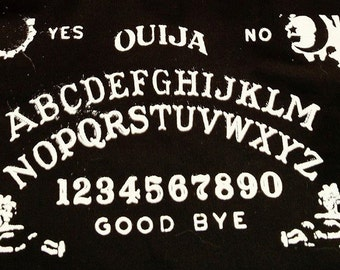 Ouija Board Patch   Psychic   Spirit   Good and Evil   Ghost   5 x 3