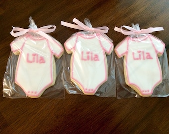 Baby Shower Cookies - perfect party cookies!