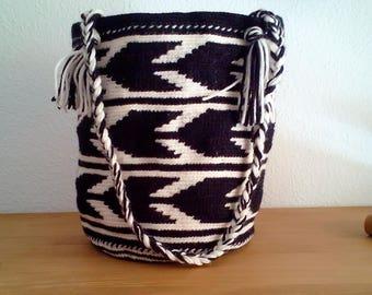 Crochet Bag / Knitted Bag / Beach Bag / Boho Bag / Crochet Shoulder Bag / Tote Bag / Handmade / Crossbody Bag / Hippie Bag / For Women