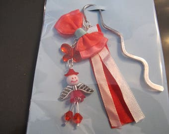 Bookmark pink/red