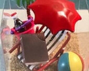 Life's a Beach Miniature Box