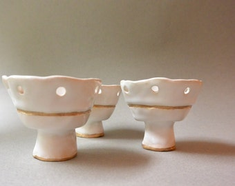 ceramic votive holders