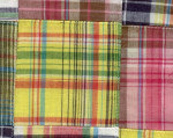 Patchwork Fabric, 100% Cotton Fabric
