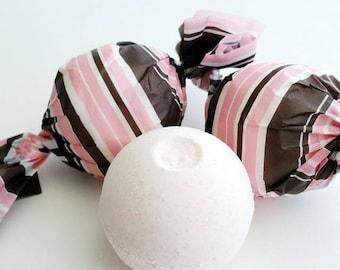 Pink Sugar Bath Bomb Fizzy