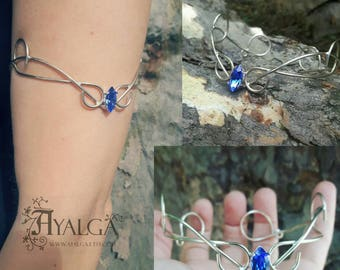 Elvish Armcuff- statement jewelry
