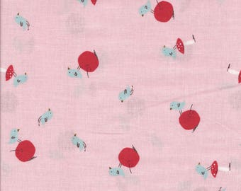 A Walk in the Woods by Aneela Hoey for Moda 18522-22- Priced and sold  in continuous half yard increments cut from the bolt