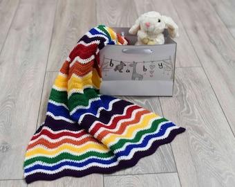 Baby Blanket - Crochet