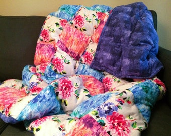 Made to Order ~ Weighted Blanket ~ Sensory, Therapy, Insomnia, Throw, Made to Order, Autism