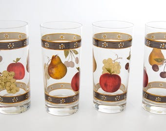 Block - Country Orchard Tumblers Glassware