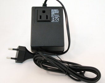 Special Order: 220 to 110-volt Power Adapter