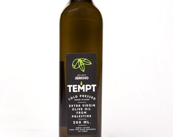Tempt Extra Virgin Olive Oil 500 ml.