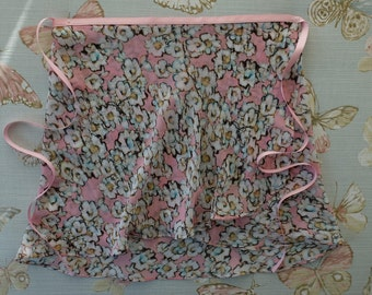 Daisy - Adult Extra Small/Teen Chiffon Ballet Wrap Skirt UK 4-8