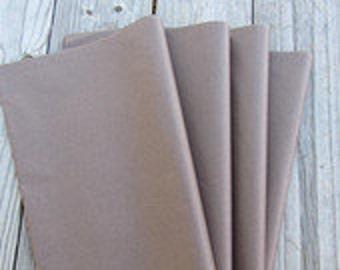 "Chocolate Brown Tissue Paper 20""x30""/Bulk Tissue Paper"