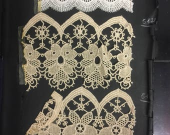 Antique Lace Swatch Book