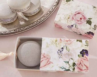 DIY Drawer Shaper Favor Box Travel Candy Box With Decoration For Party 60pcs
