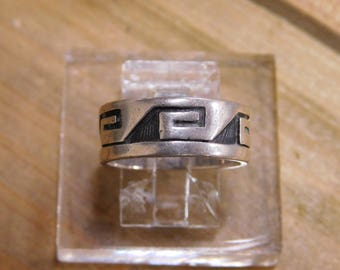 Sterling Silver Band Size 7
