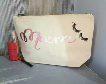 Personalised Cosmetics Bag