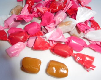 Homemade Soft Delicious Buttery Caramels