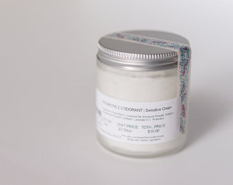 sensitive | organic deodorant | sensitive skin | green beauty | clean | skin care | natural deodorant