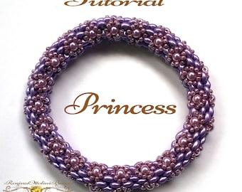 Tutorial Bangle Princess ( Tutorial fotografico in Italiano/English/ Française)